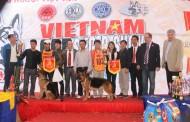 VIETNAM GSD SIEGER SHOW 2014