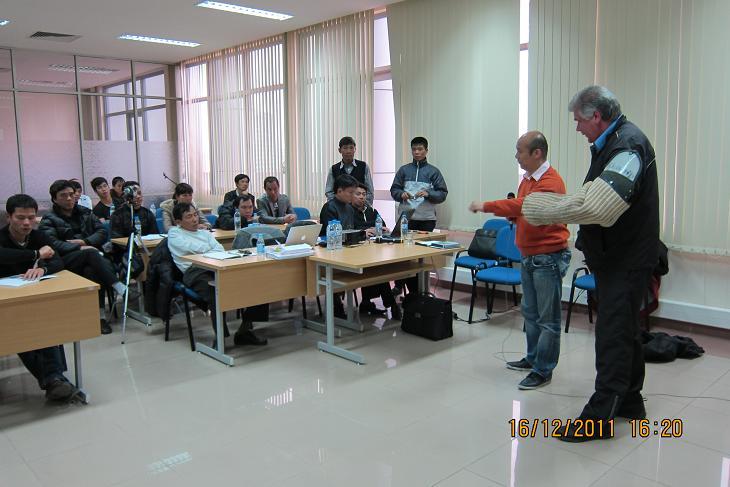 Tập huấn đào tạo Huấn luyện viên